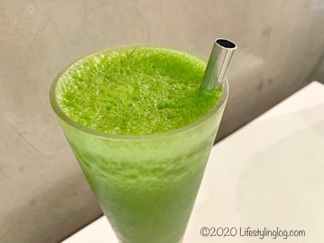 The Ganga CafeのPranic Juice