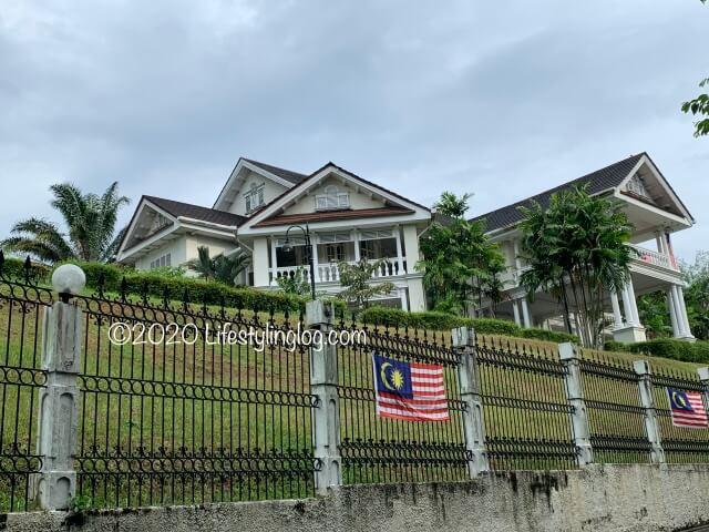 クアラルンプールのボタニカルガーデンにあるCarcosa Seri Negara