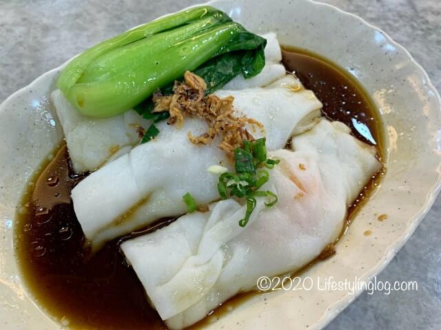 富興點心(Restoran Foo Hing Dim Sum House)の猪腸粉