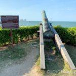 ペナン島のコーンウォリス要塞(Fort Cornwallis)
