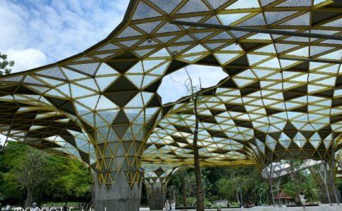 クアラルンプールにあるペルダナ植物園