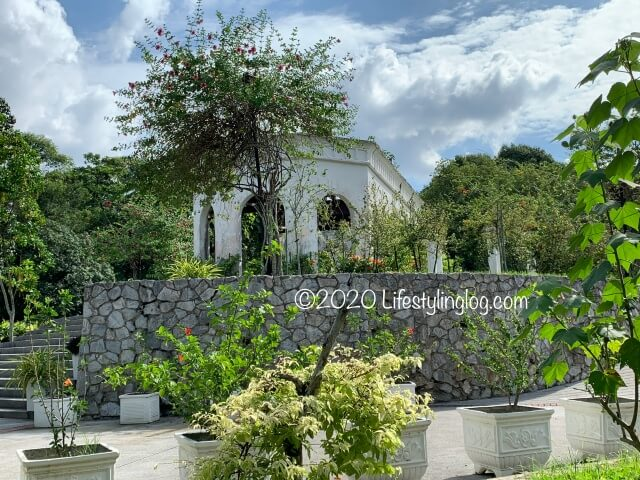 クアラルンプール植物園のハイビスカスガーデン