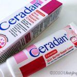 敏感肌や湿疹におすすめのCeradanのスキンバリアリペアクリーム