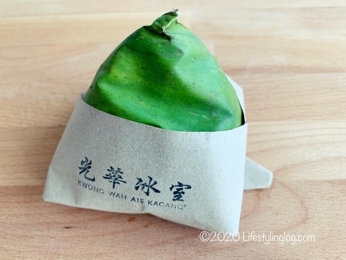 Kwong Wah Ice Kacang(光華)のNasi Lemakパッケージ