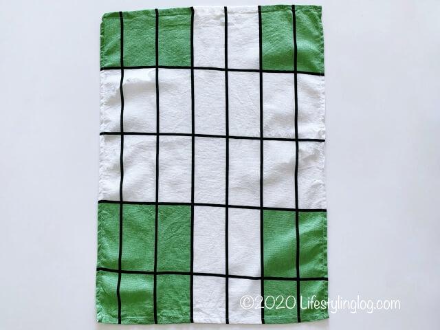 IKEAのキッチンクロスのRINNIG(リンニング)のデザインパターン3