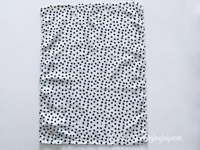 IKEAのキッチンクロスのRINNIG(リンニング)のデザインパターン4