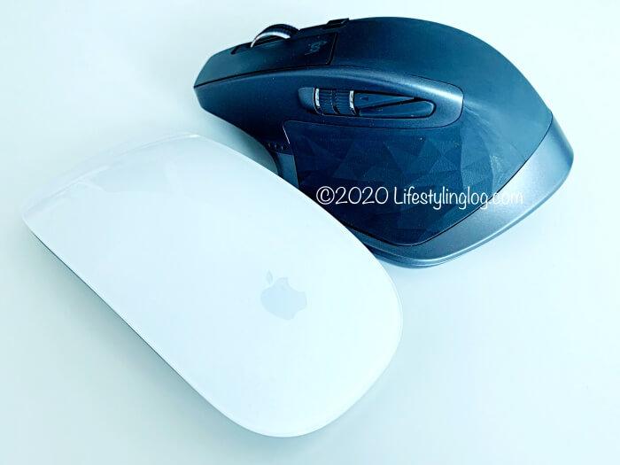 マジックマウス2とlogicool MX Master 2S