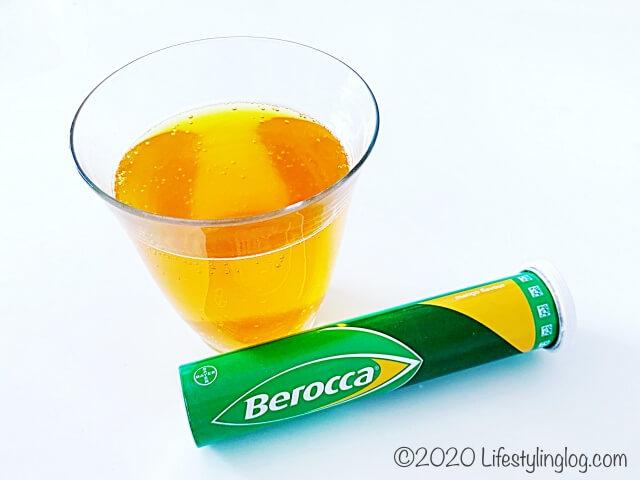 ビタミンサプリのBerocca(べロッカ)