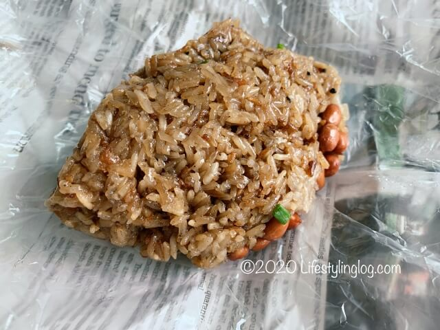Nyonya Heritage(ニョニャヘリテージ)の糯米飯(Sticky Rice)