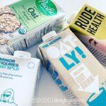 植物性ミルクとおすすめオートミルクブランド