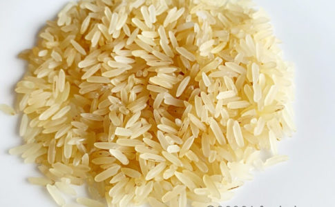 Parboiled Rice(パーボイルドライス)