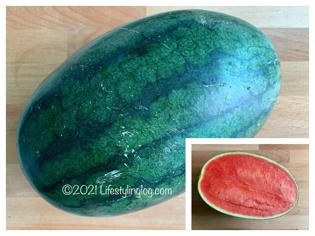 Black Beauty Watermelon(ブラックビューティーウォーターメロン)