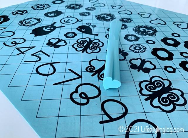 IKEA(イケア)のSOCKERKAKA(ソッケルカーカ)のベーキングマット