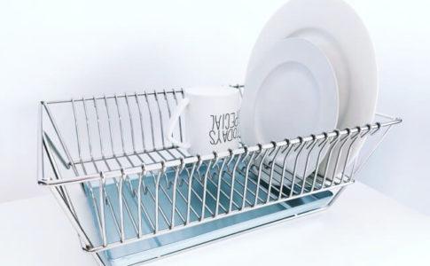 IKEA(イケア)の水切りかご&ラック比較レビュー