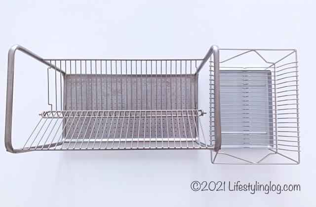 IKEA(イケア)の水切りかごの比較(ORDNING オルドニングとFINTORP フィントルプ