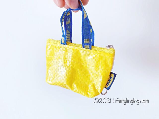ミニサイズでかわいいIKEA(イケア)KNÖLIG(クノーリグ)のバッグ