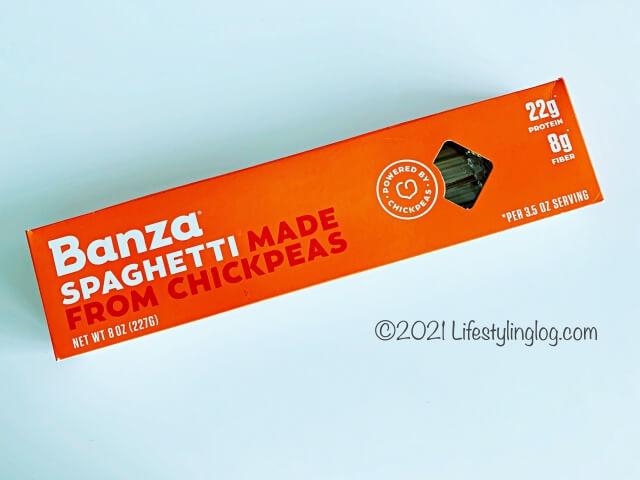 Banzaのスパゲティ
