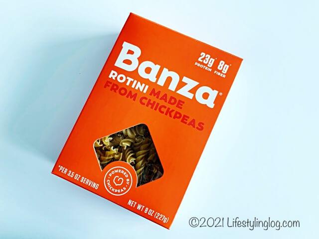 BanzaのRotini(ロティーニ)