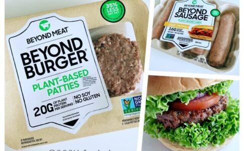 プラントベース(植物性)の代替肉として注目を集めているBeyond Meat(ビヨンドミート)