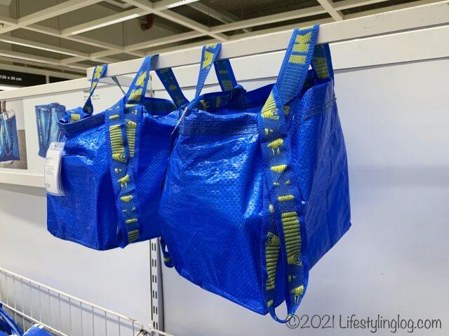 IKEA(イケア)のBRATTBY(ブラットビー)のバッグ