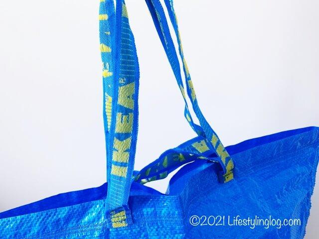 IKEAのFRAKTA(フラクタ)の長い取手