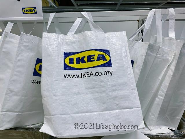IKEA(イケア)のKLAMBY(クラムビー)のバッグ