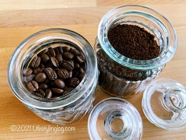 IKEA(イケア)のグラウンドコーヒーとコーヒー豆