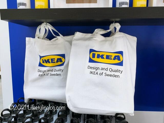 IKEA(イケア)のEFTERTRÄDA(エフテルトレーダ)のトートバッグ