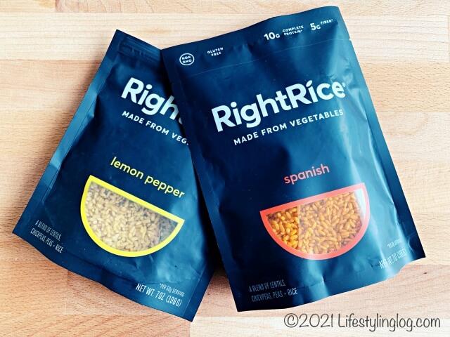 プラントベースで作られたお米のRightRice(ライトライス)