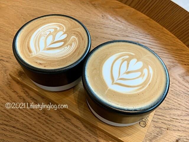 Croisserie Artisan Bakery @ Damansara Heightsのコーヒー
