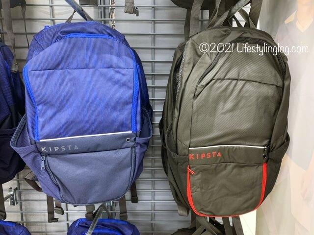 キプスタのサッカーバッグパック