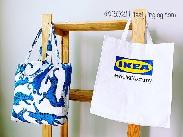 IKEA(イケア)のSKYNKE(スキンケ)とKLAMBY(クラムビー)の比較