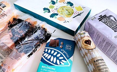 IKEA(イケア)スウェーデンフードマーケットの食品とお菓子