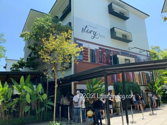 Taman TunkuにあるKenny Hills Bakers