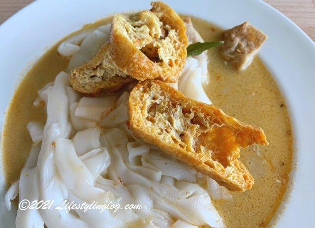 阿榮哥海南茶(Ah Weng Koh Hainan Tea )の豬腸粉