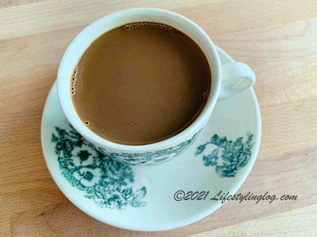 阿榮哥海南茶(Ah Weng Koh Hainan Tea )の海南茶