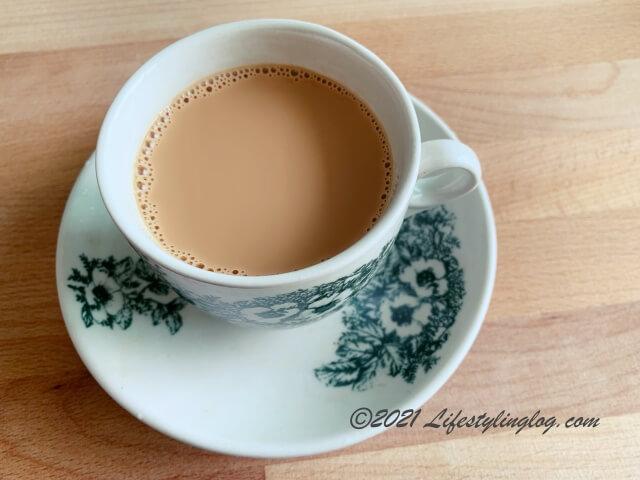 阿榮哥海南茶(Ah Weng Koh Hainan Tea )のTeh C(テーシー)