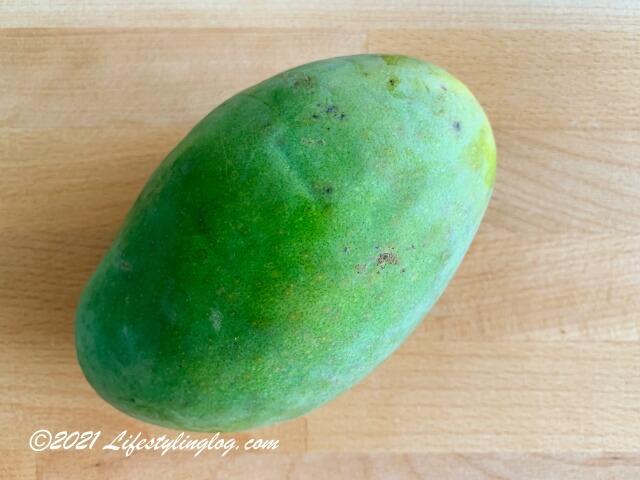 マレーシア産のHarum Manis Mango(ハルマニスマンゴー)