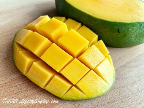 マレーシアのHarum Manis Mango(ハルマニスマンゴー)