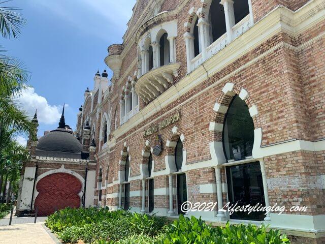 Old City Hall(Panggung Bandaraya)