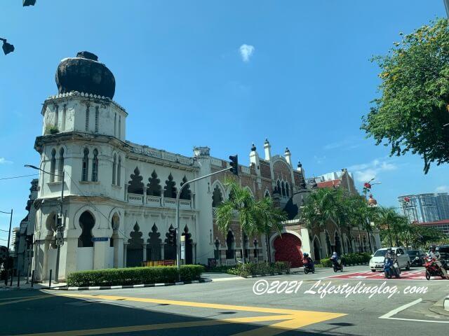 Panggung BandarayaとOld Federated Malaya States Survey Office