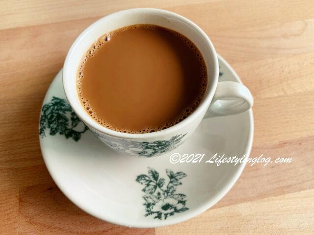 溏記海南茶室(Thong Kee Cafe)のSignature 1+1