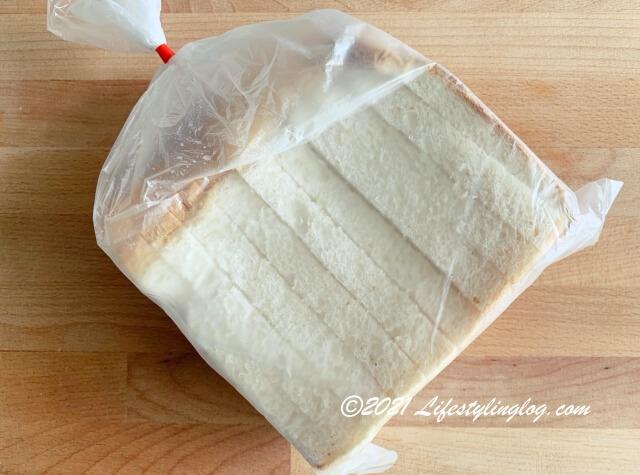 溏記海南茶室(Thong Kee Cafe)のHinan Bread