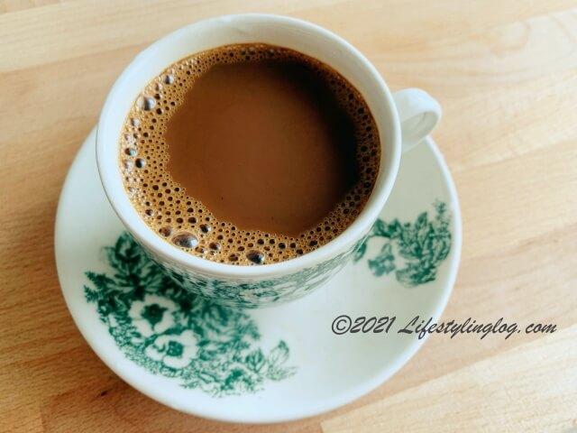 溏記海南茶室(Thong Kee Cafe)のCham(チャム)