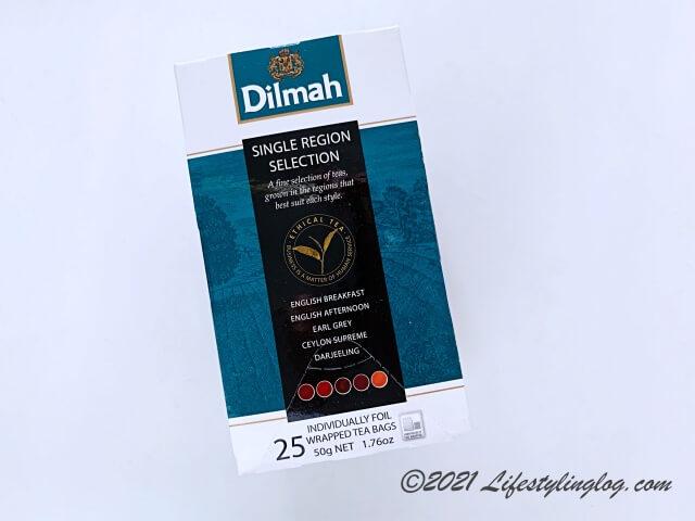 Dilmah(ディルマ)のシングルリージョンセレクション